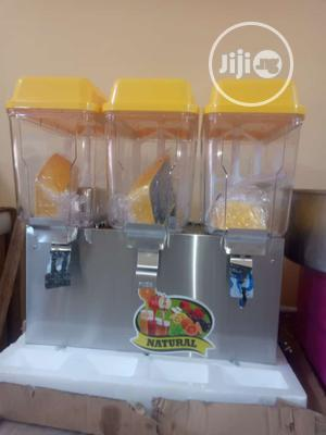 3 Chember Juice Dispenser Machine   Restaurant & Catering Equipment for sale in Lagos State, Maryland