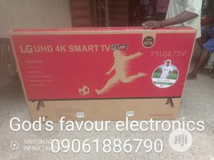 """New > 75""""Inch Smart ( LG UHD 4K )Netflix App ANDROID Version 