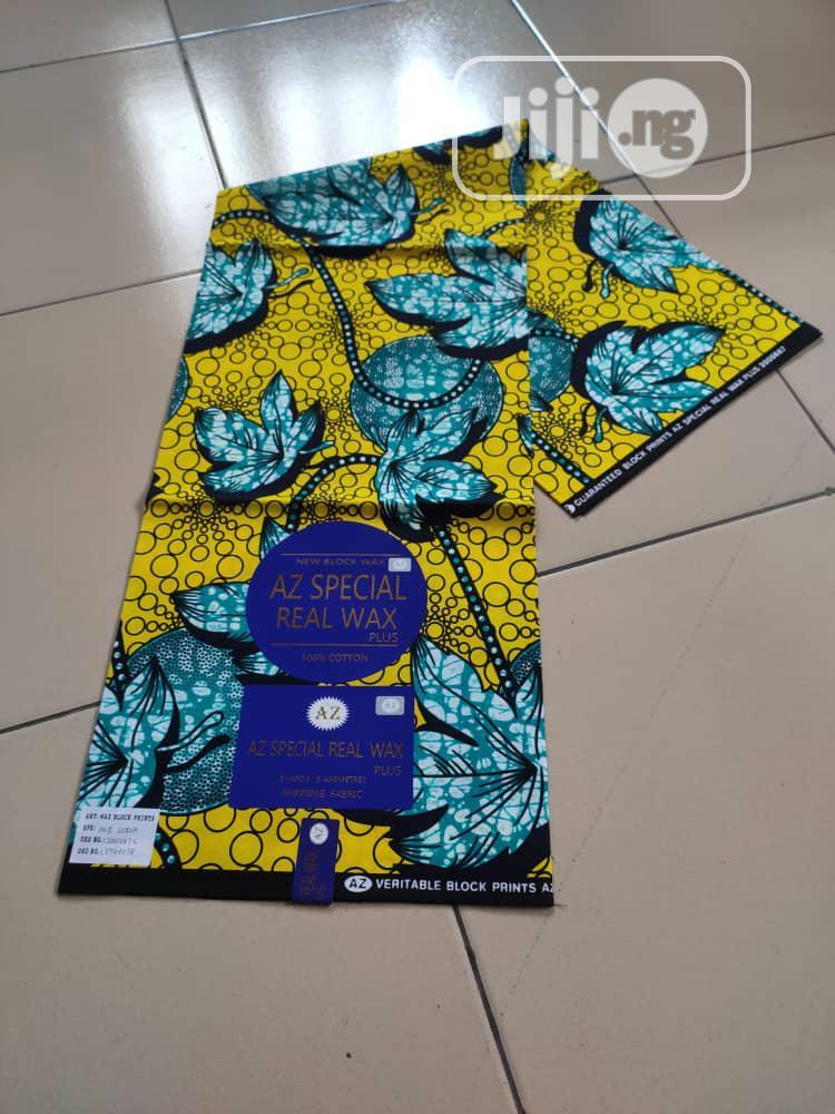 New Quality 100% Ankara Fabrics