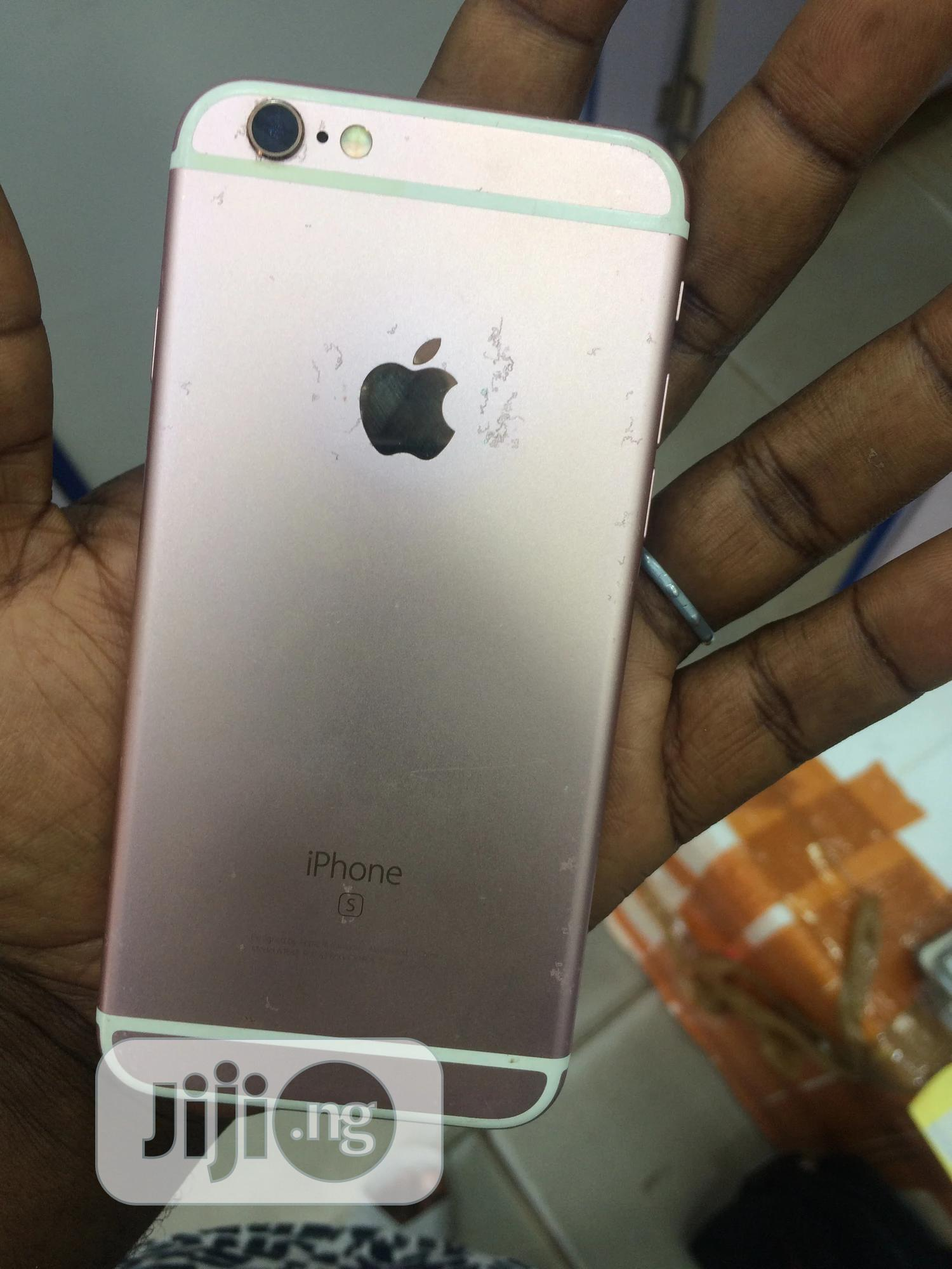 Apple iPhone 6s 16 GB Gold | Mobile Phones for sale in Ikeja, Lagos State, Nigeria