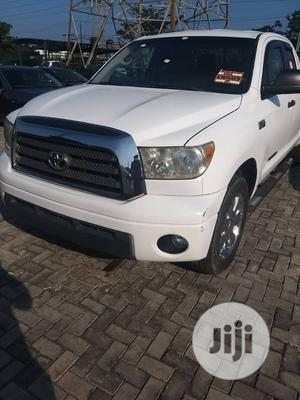 Toyota Tundra 2007 White   Cars for sale in Lagos State, Lekki