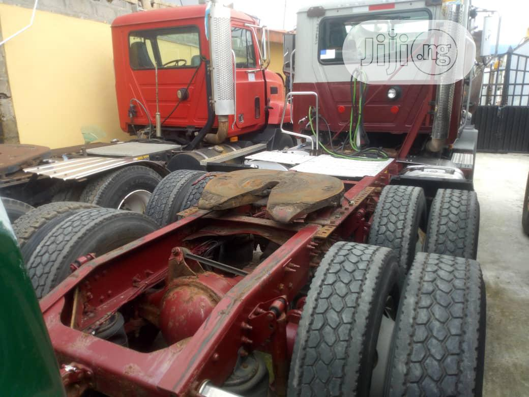 Tokunbo 2012 CX613 Model Tractor For Sale | Heavy Equipment for sale in Amuwo-Odofin, Lagos State, Nigeria