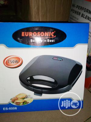 Eurosonic Bread Toaster | Kitchen Appliances for sale in Lagos State, Lagos Island (Eko)
