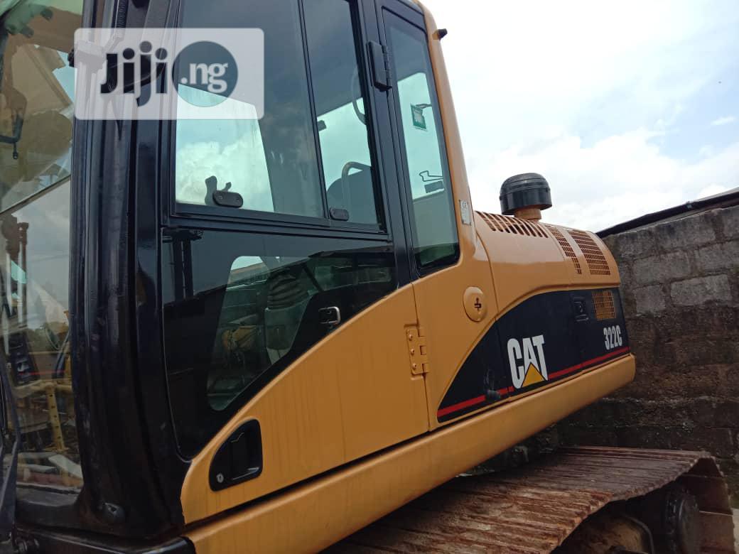 Direct Belgium Cat Excavator In Port Harcourt For Sale