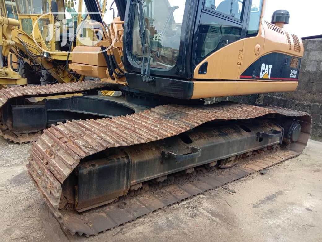 Direct Belgium Cat Excavator In Port Harcourt For Sale   Heavy Equipment for sale in Obio-Akpor, Rivers State, Nigeria