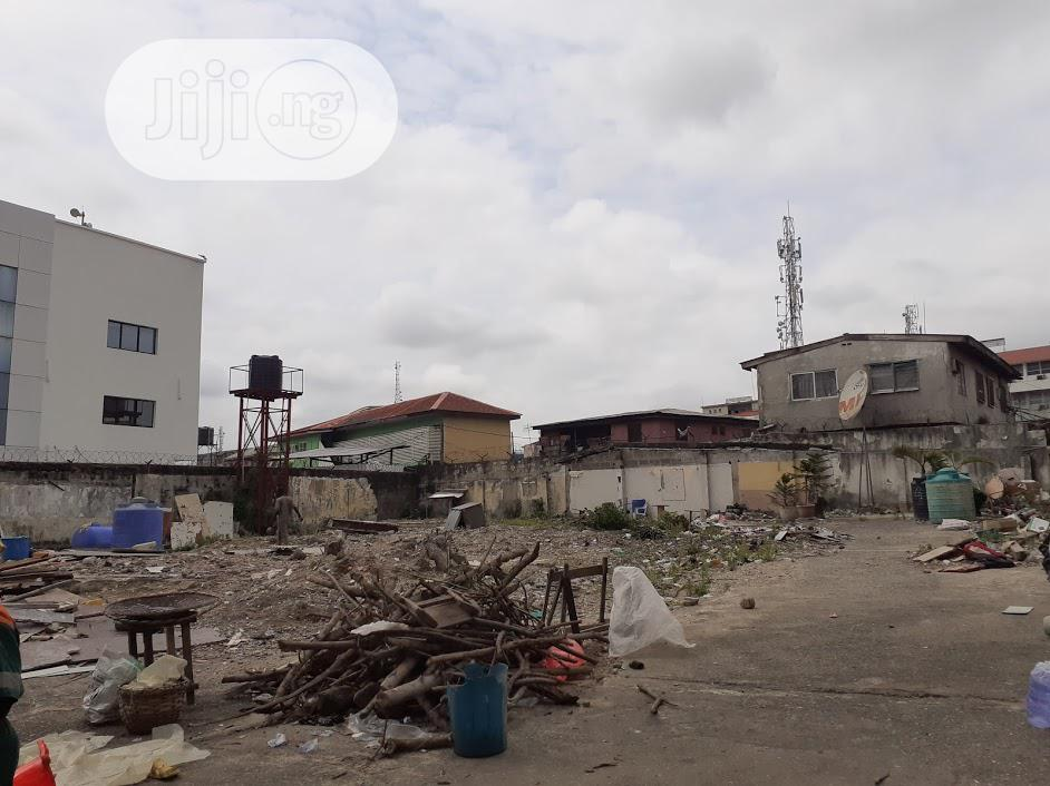 3,000 Sqm Commercial Land Available For Lease | Land & Plots for Rent for sale in Ikeja, Lagos State, Nigeria