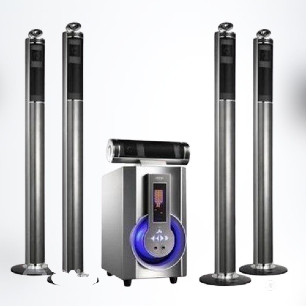 5.1ch Bluetooth Home Theater System HT-5505TH - Jiepak D111