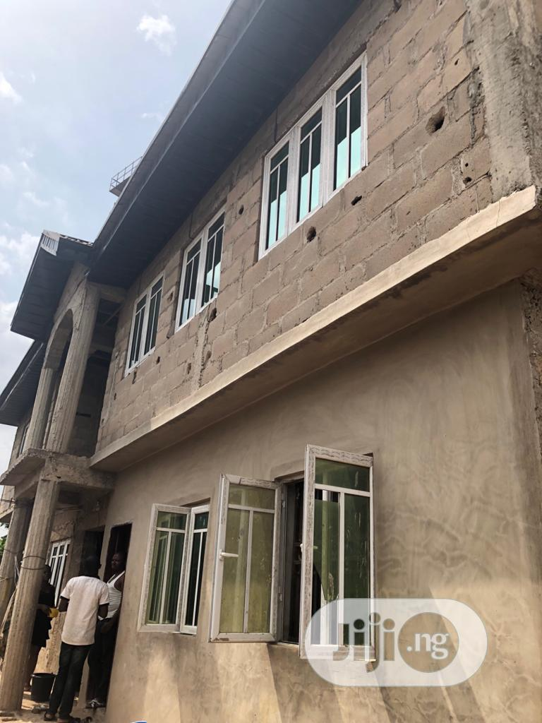 Uncompleted 4 Units 3 Bedroom Flats In Akute | Houses & Apartments For Sale for sale in Ifo, Ogun State, Nigeria