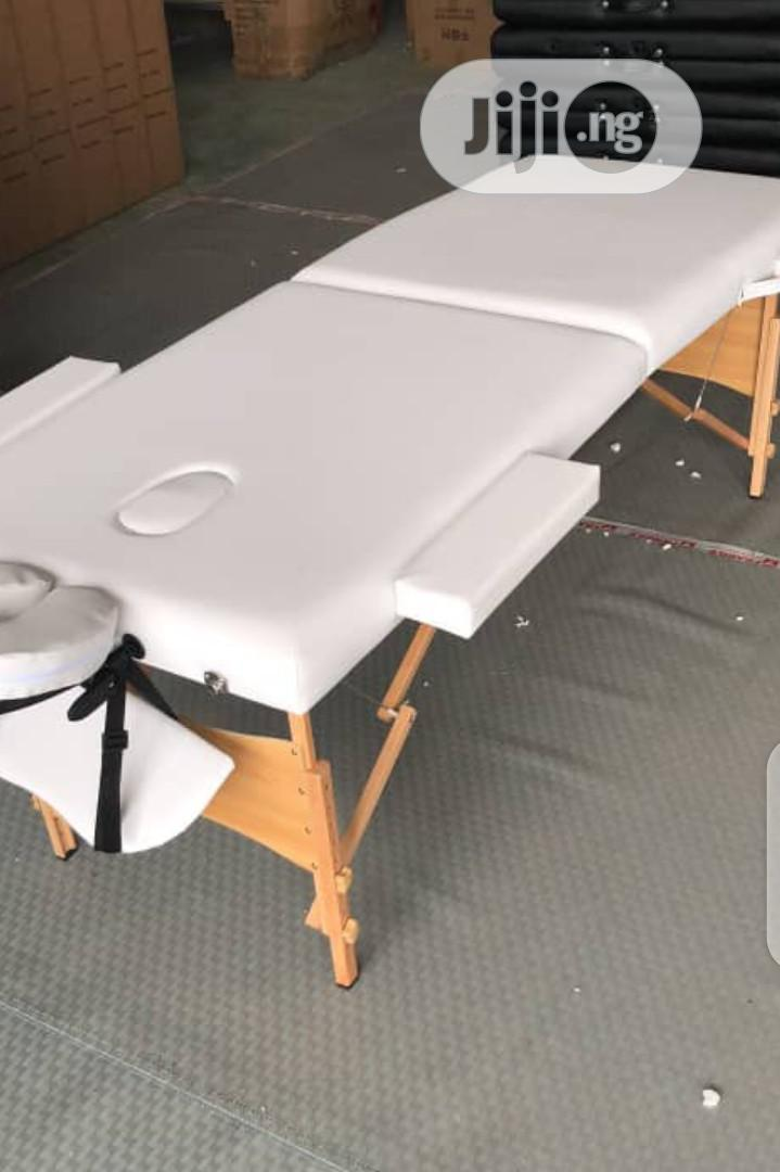 Spa Foldable Massage Bed