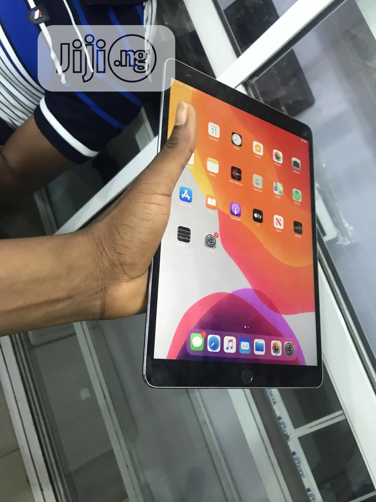 Apple iPad Pro 10.5 256 GB Gray | Tablets for sale in Ikeja, Lagos State, Nigeria