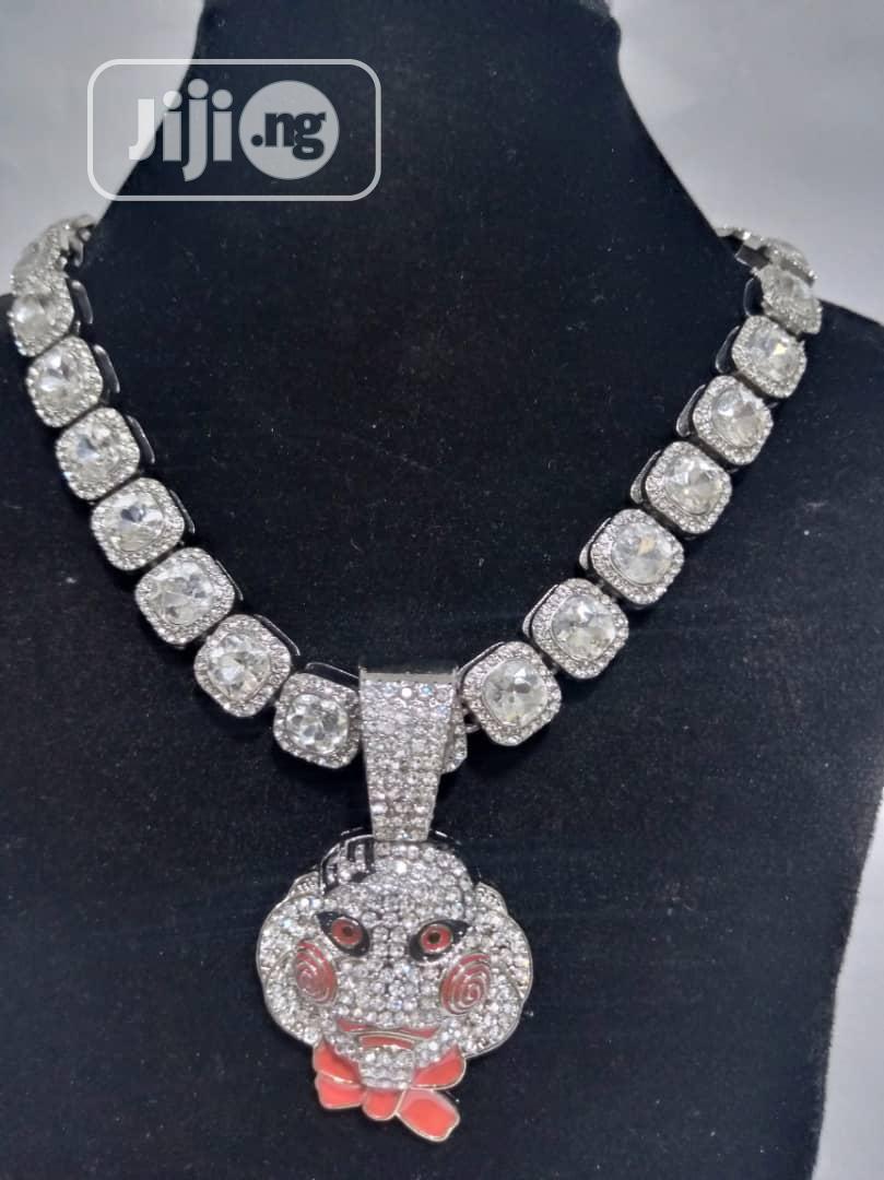 Archive: Diamond Ice Chain Silver