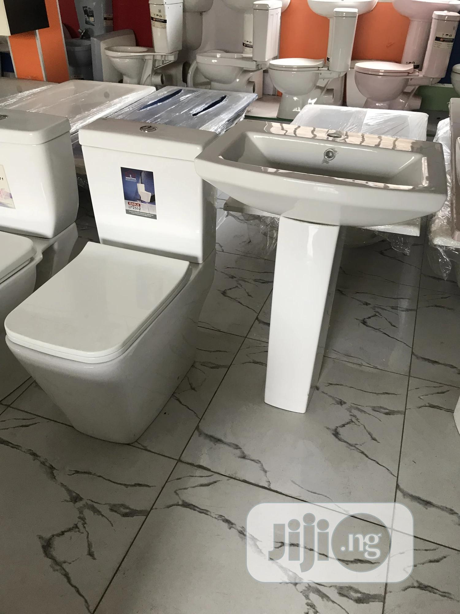 Archive: Sweethome Eagle Water Closet And Wash Hand Basin