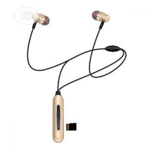IMAX Plus Bluetooth Wireless Headset - Universal Jy20 | Headphones for sale in Lagos State, Alimosho