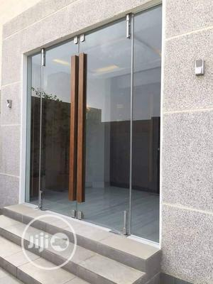 Frameless Glass Door | Building & Trades Services for sale in Rivers State, Port-Harcourt