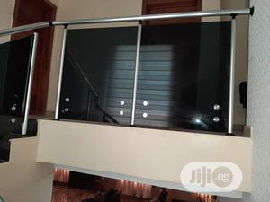 Glass Handrail   Building & Trades Services for sale in Rivers State, Port-Harcourt