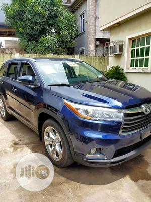 Toyota Highlander 2014 Blue | Cars for sale in Lagos State, Amuwo-Odofin