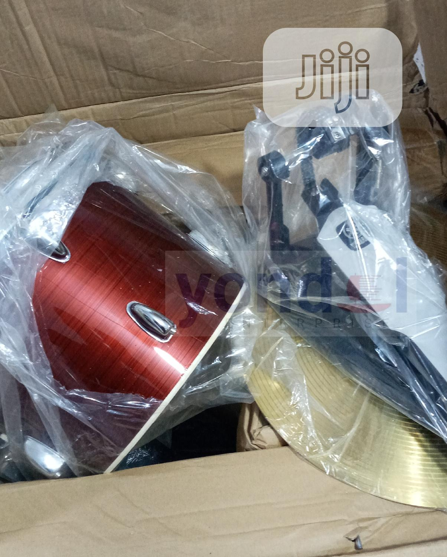 Archive: Yamaha 5pc Drum Set