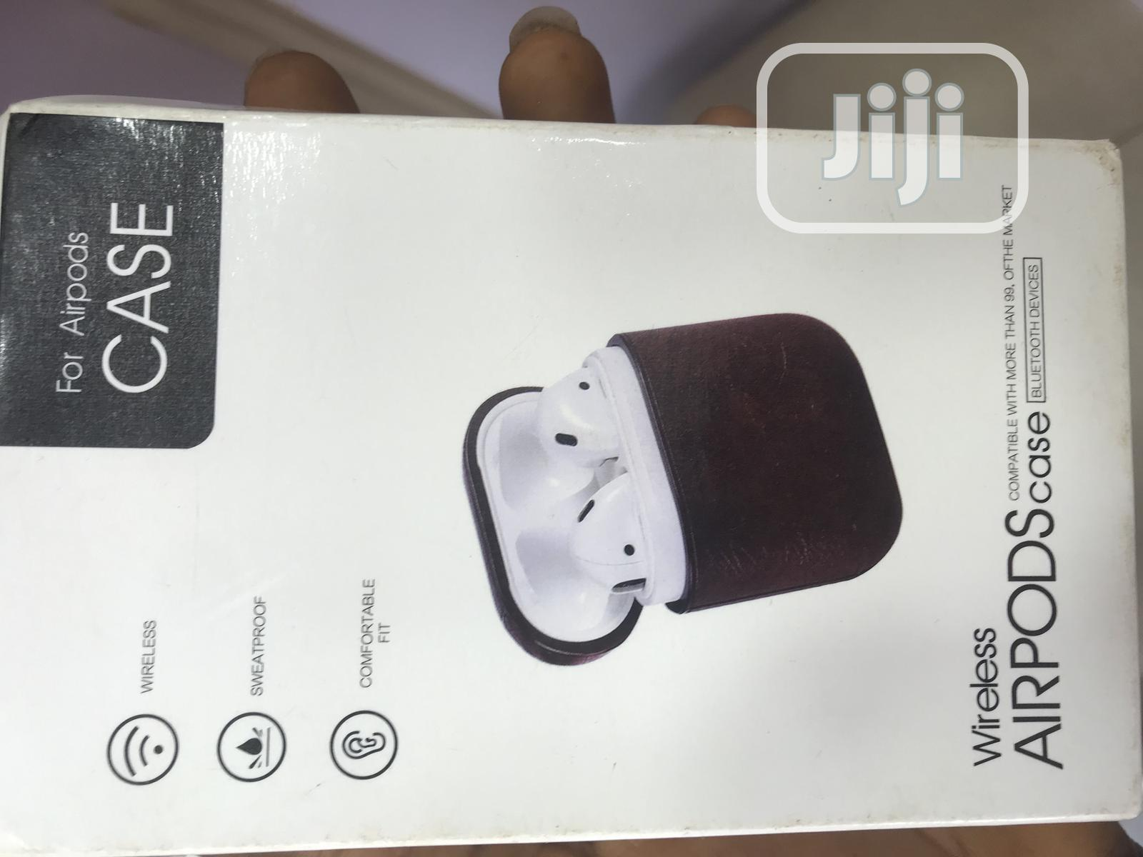 Airpod Case | Accessories for Mobile Phones & Tablets for sale in Wuse, Abuja (FCT) State, Nigeria