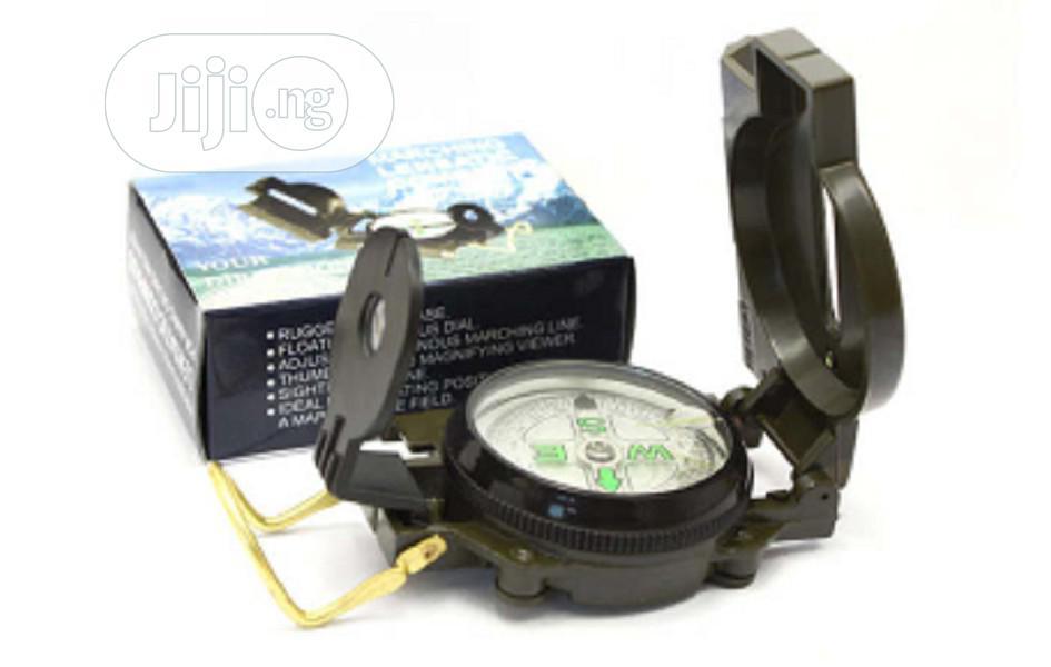 Super Military Compass | Camping Gear for sale in Lagos Island (Eko), Lagos State, Nigeria