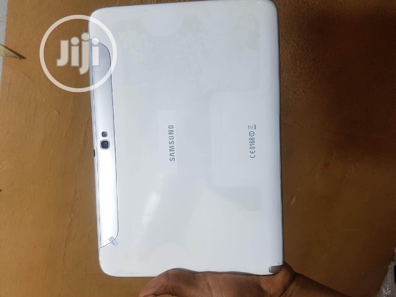 Samsung Galaxy Note 10.1 N8000 16 GB White