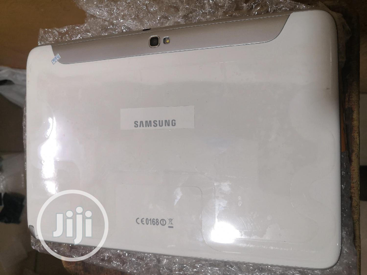 Samsung Galaxy Note 10.1 N8000 16 GB White | Tablets for sale in Ikeja, Lagos State, Nigeria
