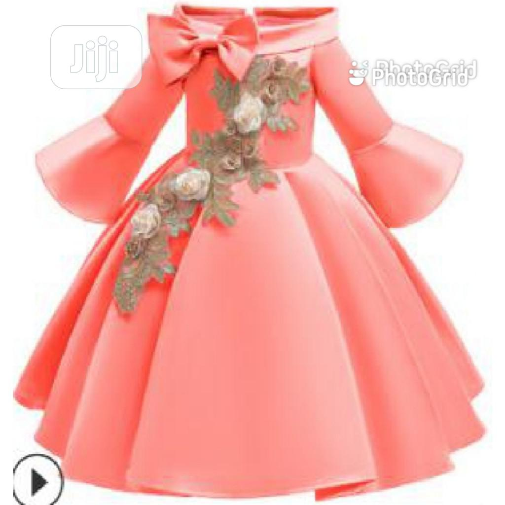 2020baby Girl Hot New Dress For Ages 1 To 8 Years Old