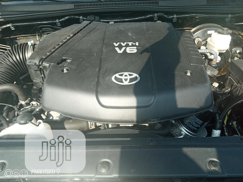 Toyota Tacoma 2013 Black   Cars for sale in Apapa, Lagos State, Nigeria