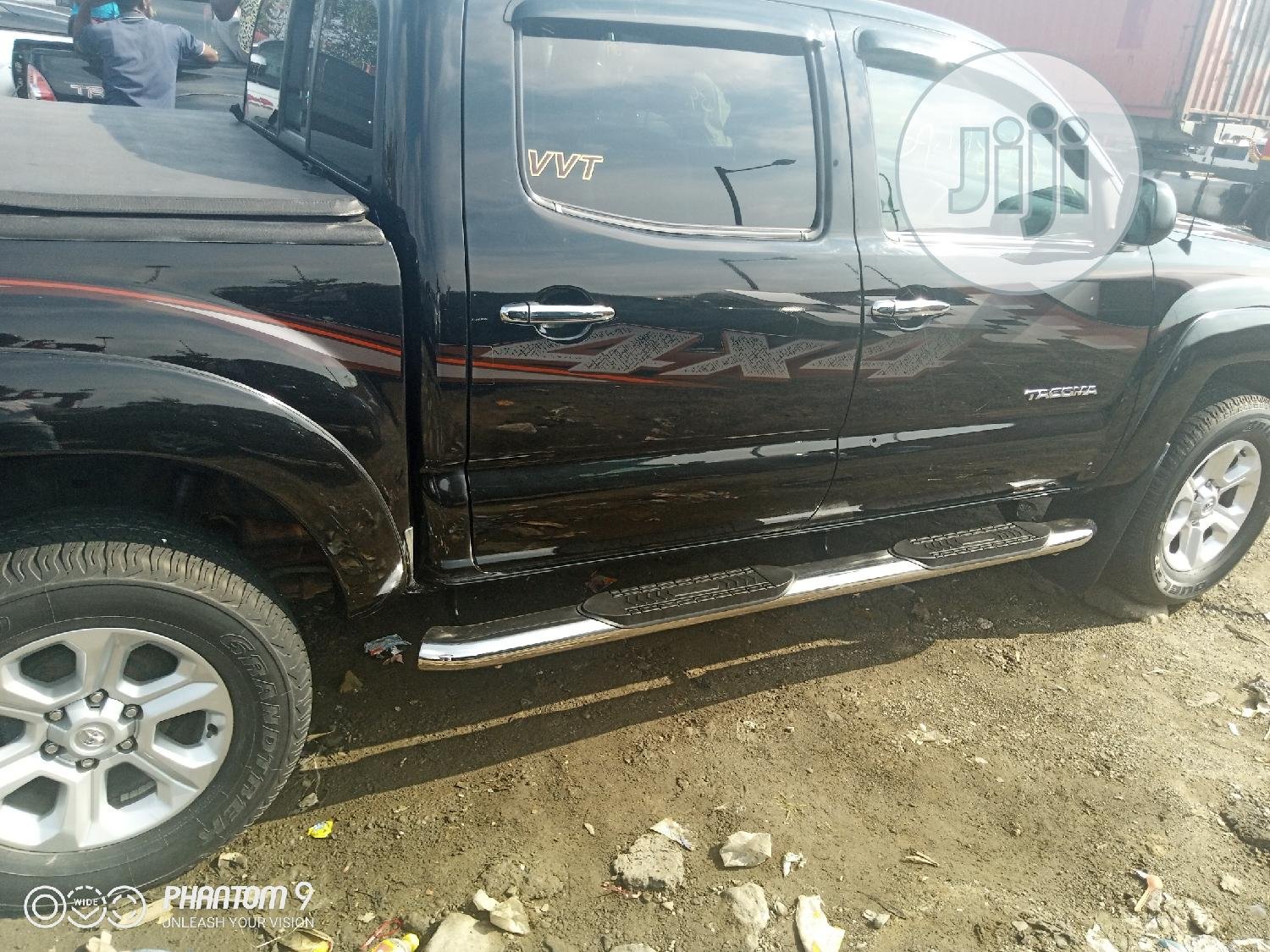 Toyota Tacoma 2013 Black | Cars for sale in Apapa, Lagos State, Nigeria