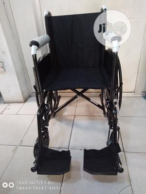 Silver Sport 1 Wheelchair   Medical Supplies & Equipment for sale in Lagos State, Ikeja