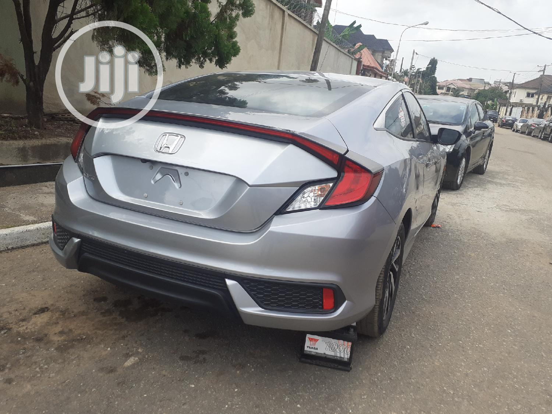 Honda Civic 2016 Silver   Cars for sale in Ibadan, Oyo State, Nigeria