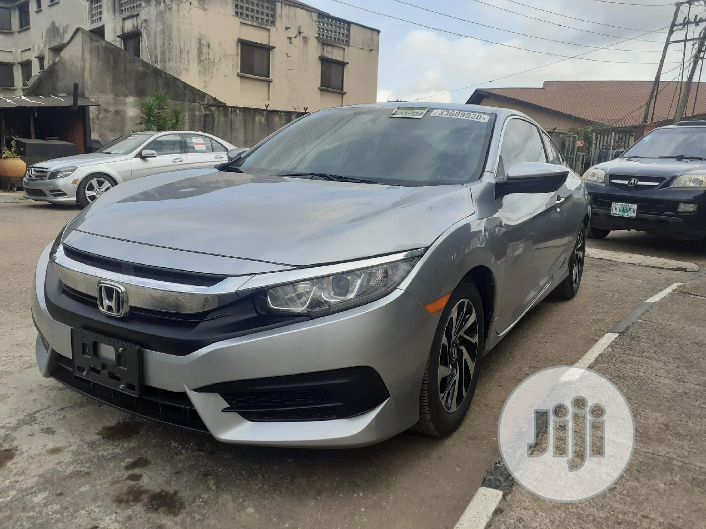 Honda Civic 2016 Silver