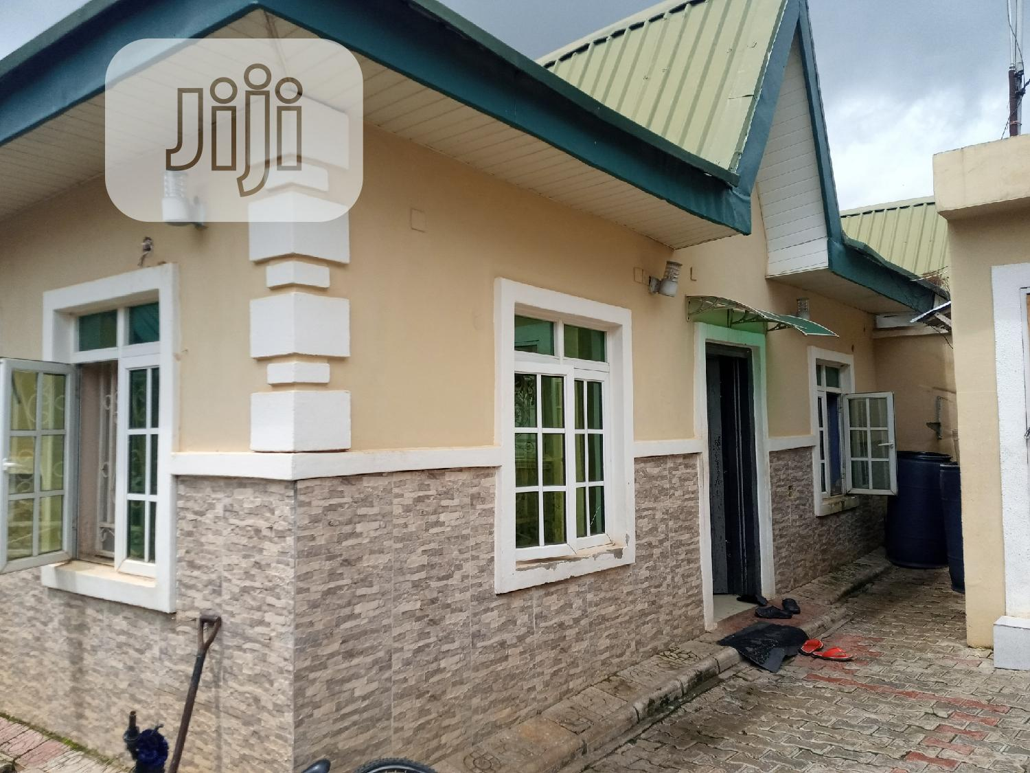 Archive: Well Finished 2bedroom Bungalow for Rent in Efab Life Camp