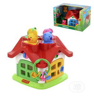 Teremok Shape Sorter House | Toys for sale in Lagos State, Amuwo-Odofin