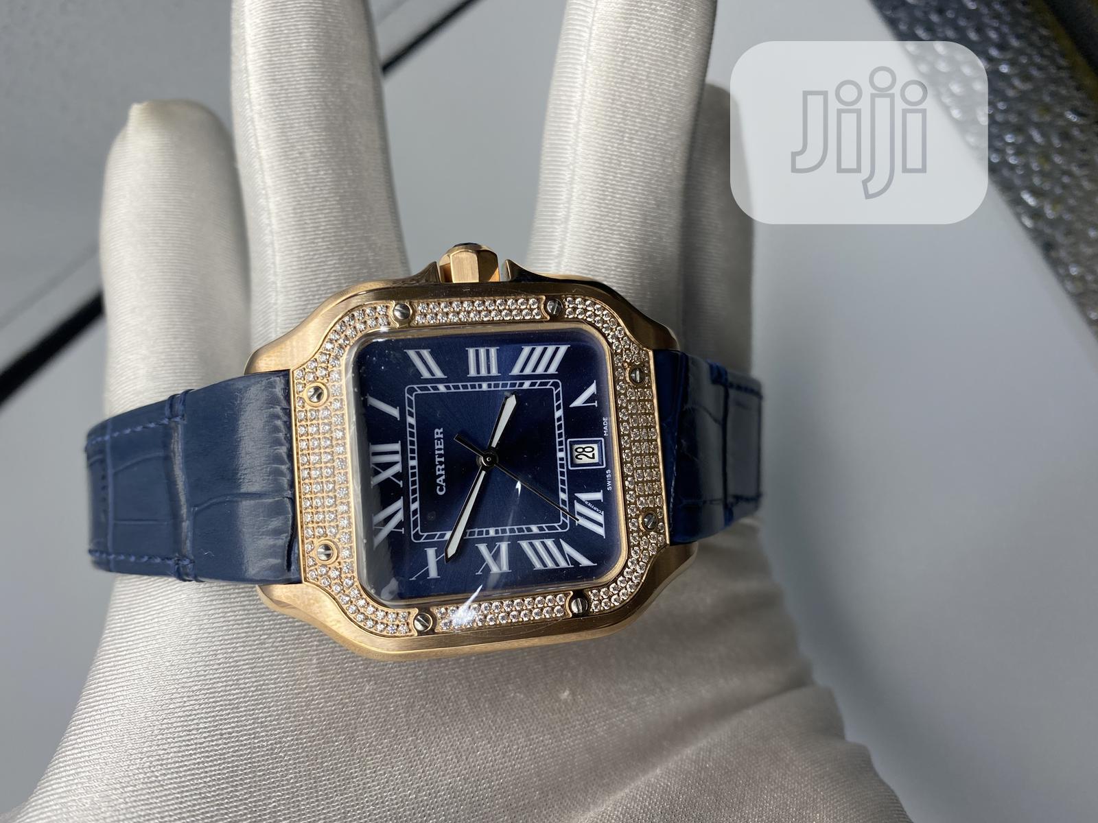 Cartier Woman Watch