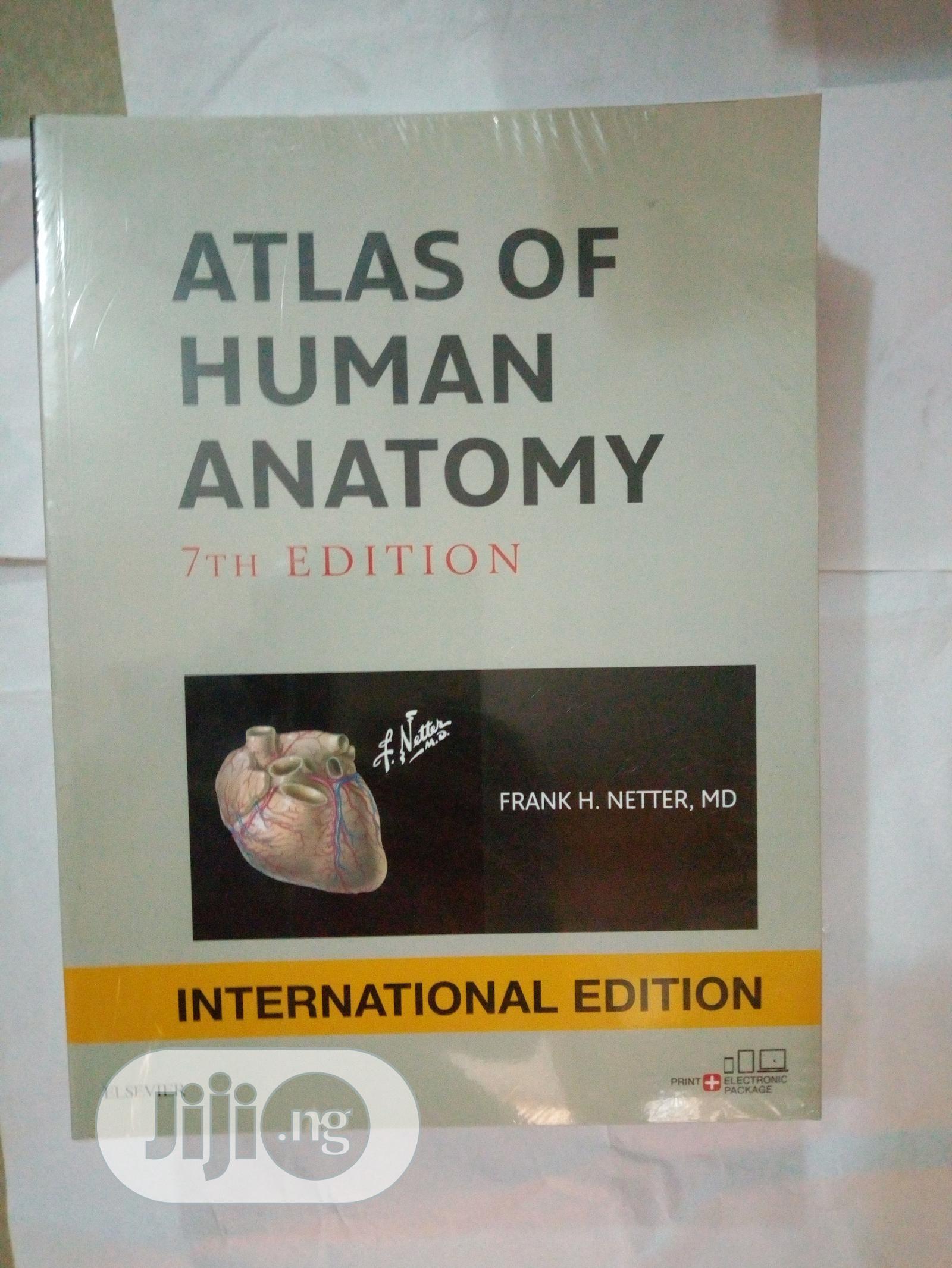 Human Atlas of Anatomy