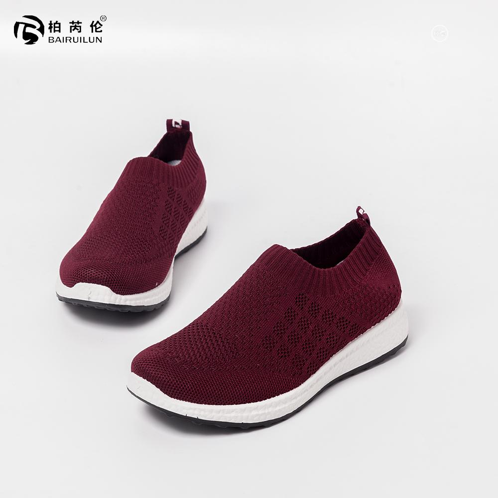 Women Sock Sports Running Casual Sneakers Canvas Shoes | Shoes for sale in Ikeja, Lagos State, Nigeria
