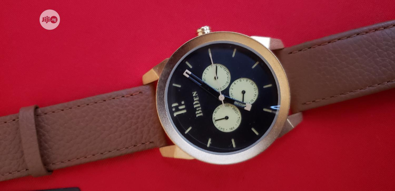 Leather Watch | Watches for sale in Ikeja, Lagos State, Nigeria