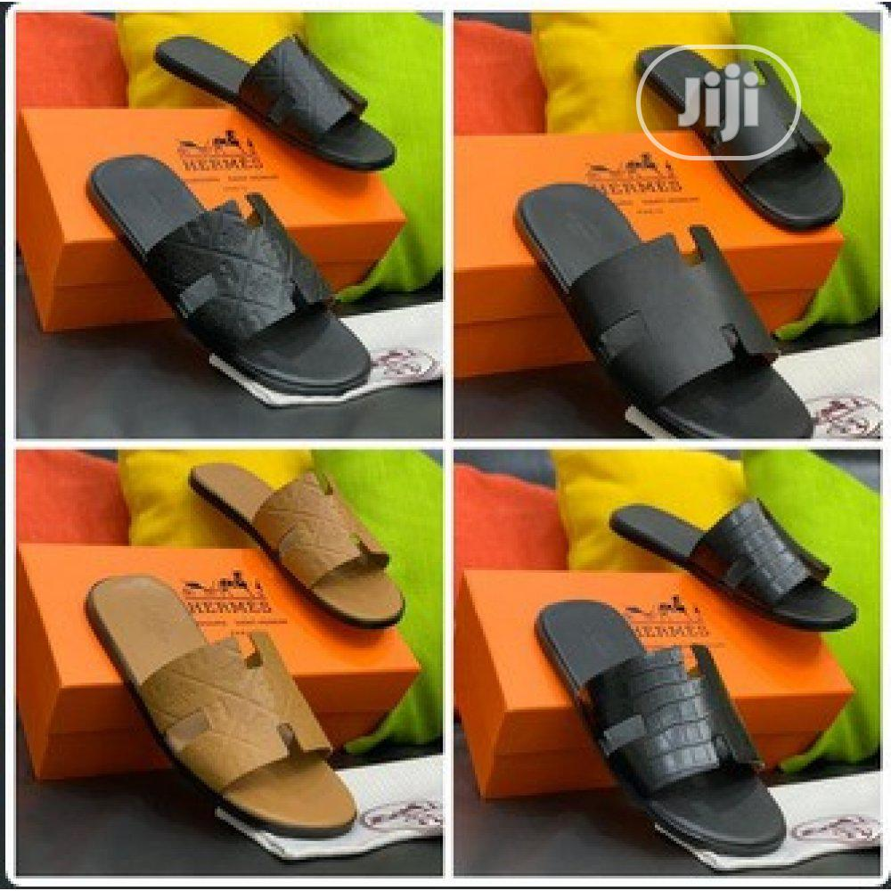 Men Slippers - Hermes Ap20