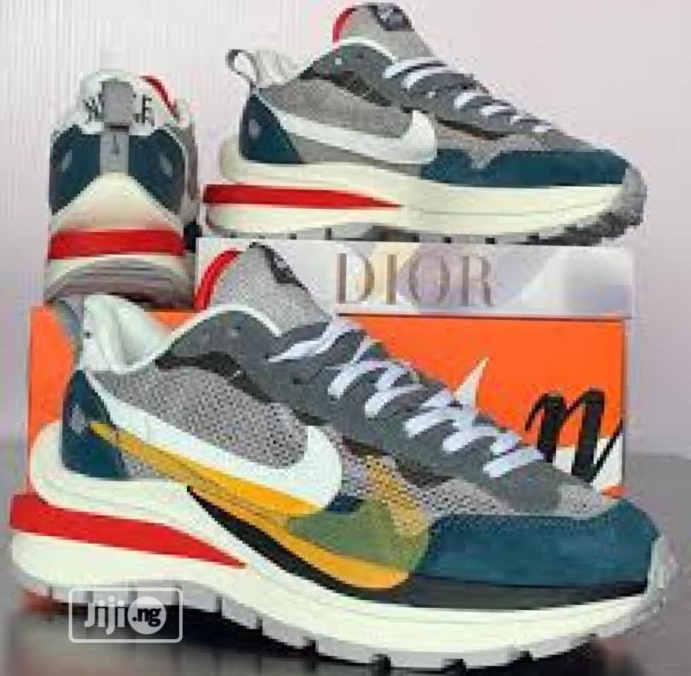 Sacai X Nike Vaporwaffle Summer 2020 - Nike D111 | Shoes for sale in Alimosho, Lagos State, Nigeria