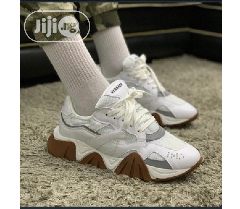 Squalo Sneakers Trainer - Versace D111