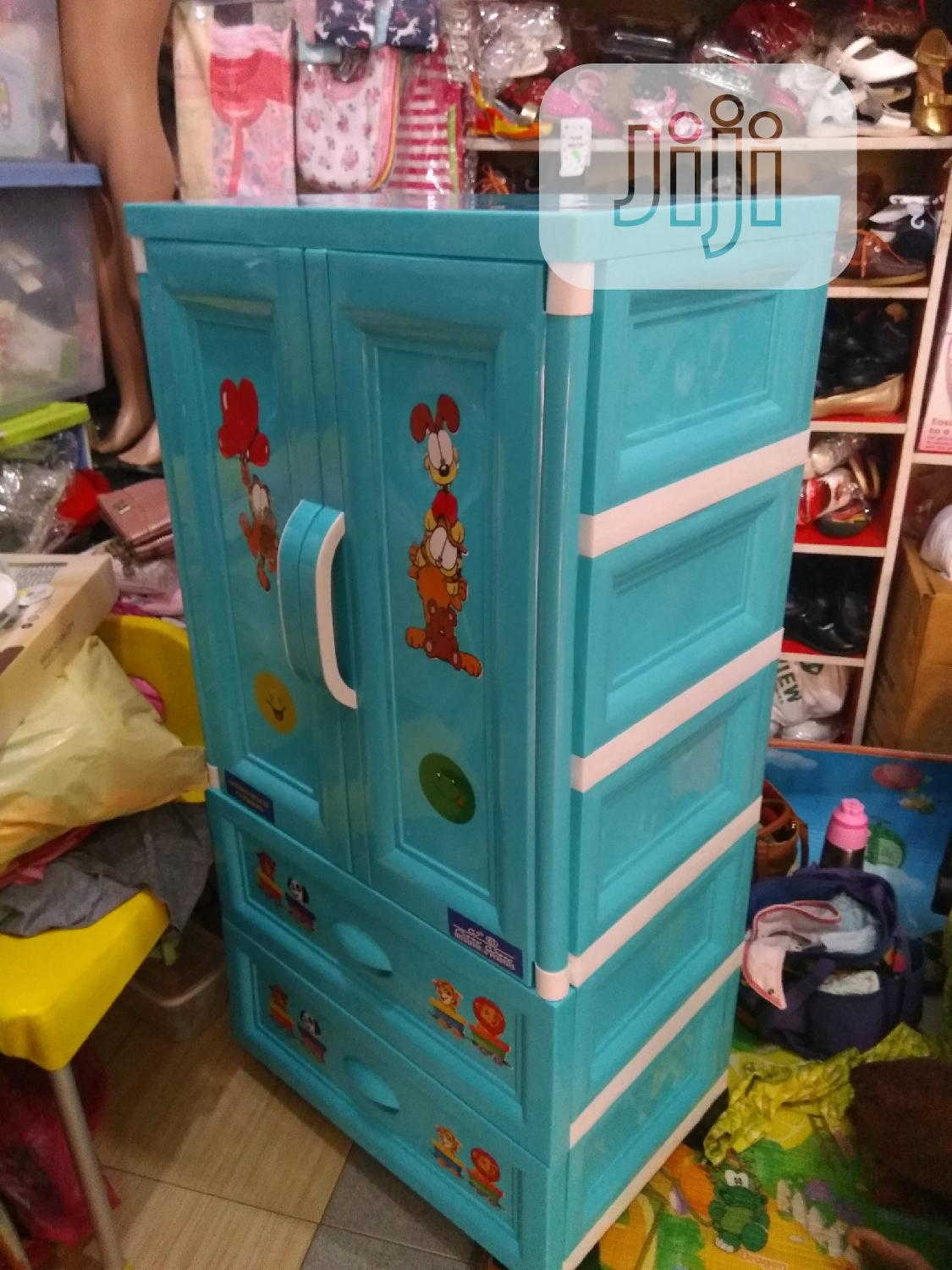 Baby Wardrobe | Children's Furniture for sale in Gwarinpa, Abuja (FCT) State, Nigeria