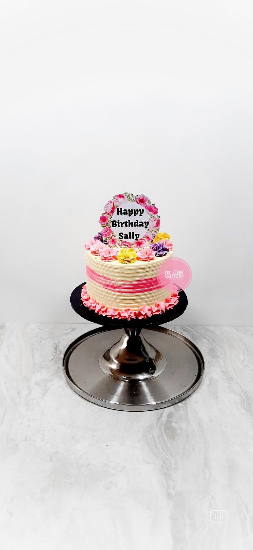 Birthday Cakes In Portharcourt