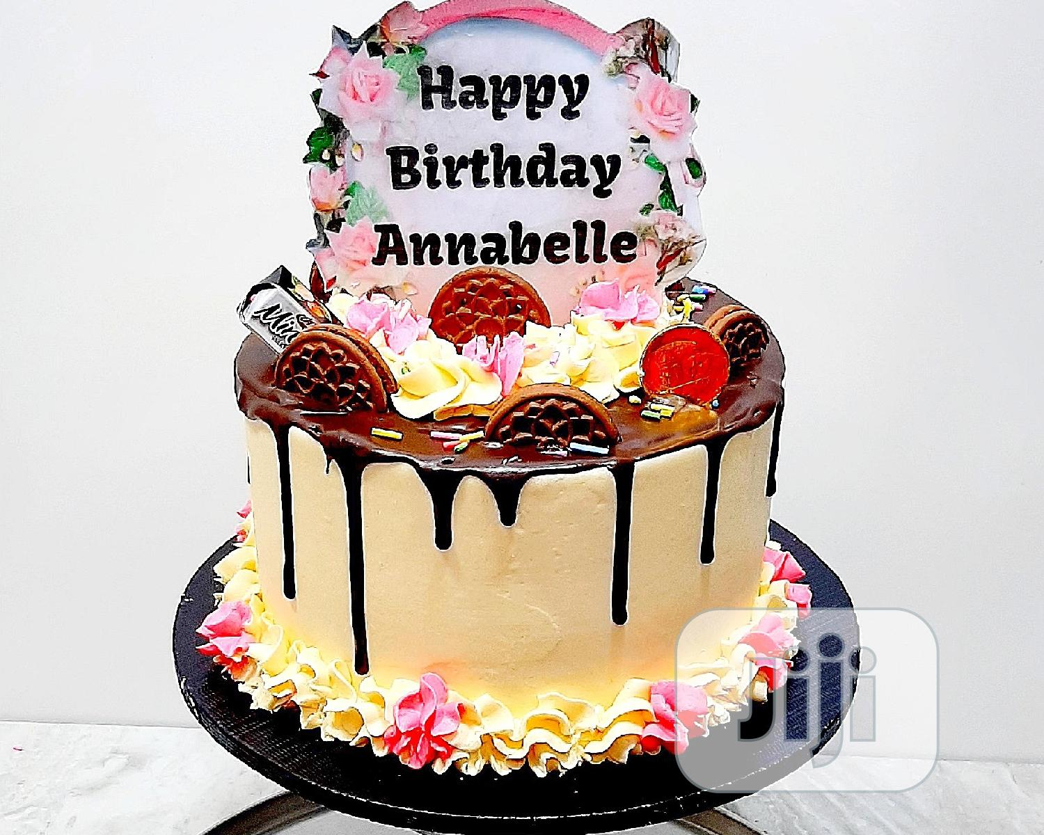 Birthday Cakes In Portharcourt | Meals & Drinks for sale in Port-Harcourt, Rivers State, Nigeria