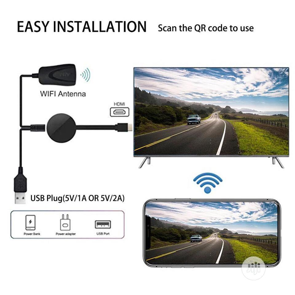 Wireless HDMI Miracast