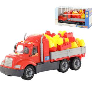 Mike, Ramp Truck + Construction Set Supermix-60 (Box)   Toys for sale in Lagos State, Amuwo-Odofin