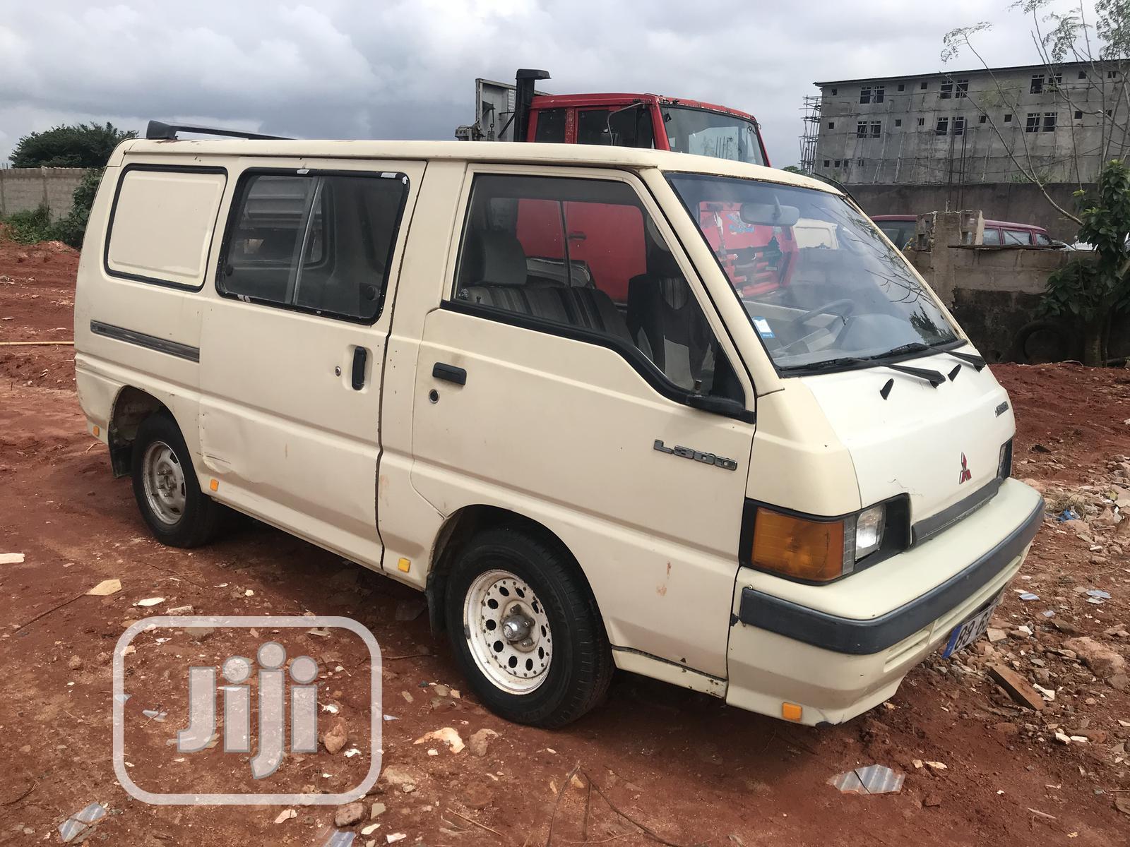 Super Clean Mitsubishi L300 1995 White For Sale