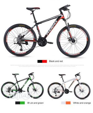 Brand New Size 26 Phoenix Cycling Bicycle | Sports Equipment for sale in Rivers State, Port-Harcourt