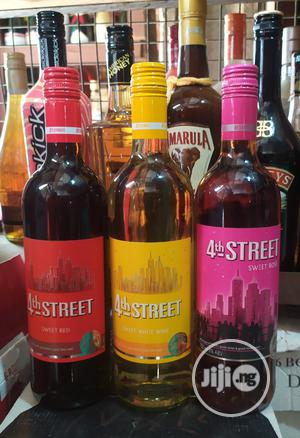 4th Street Sweet Wine | Meals & Drinks for sale in Lagos State, Ojo