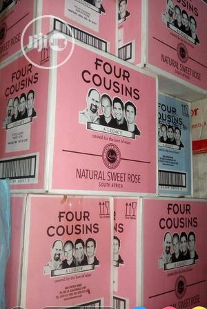 Four Cousins Sweet Red Wine | Meals & Drinks for sale in Lagos State, Lagos Island (Eko)