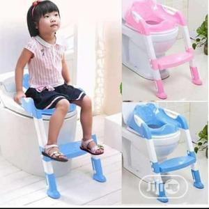 Potty Trainer With Ladder   Baby & Child Care for sale in Lagos State, Lagos Island (Eko)